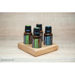 Essential oil bottle stand...