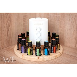 Round Essential Oil Holder
