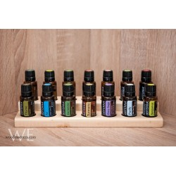 Essential oil bottle organizer